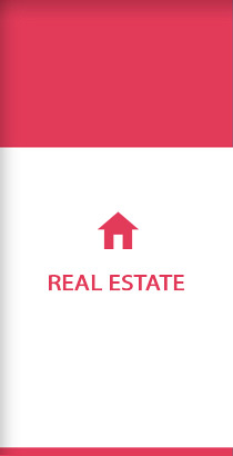 real estate red